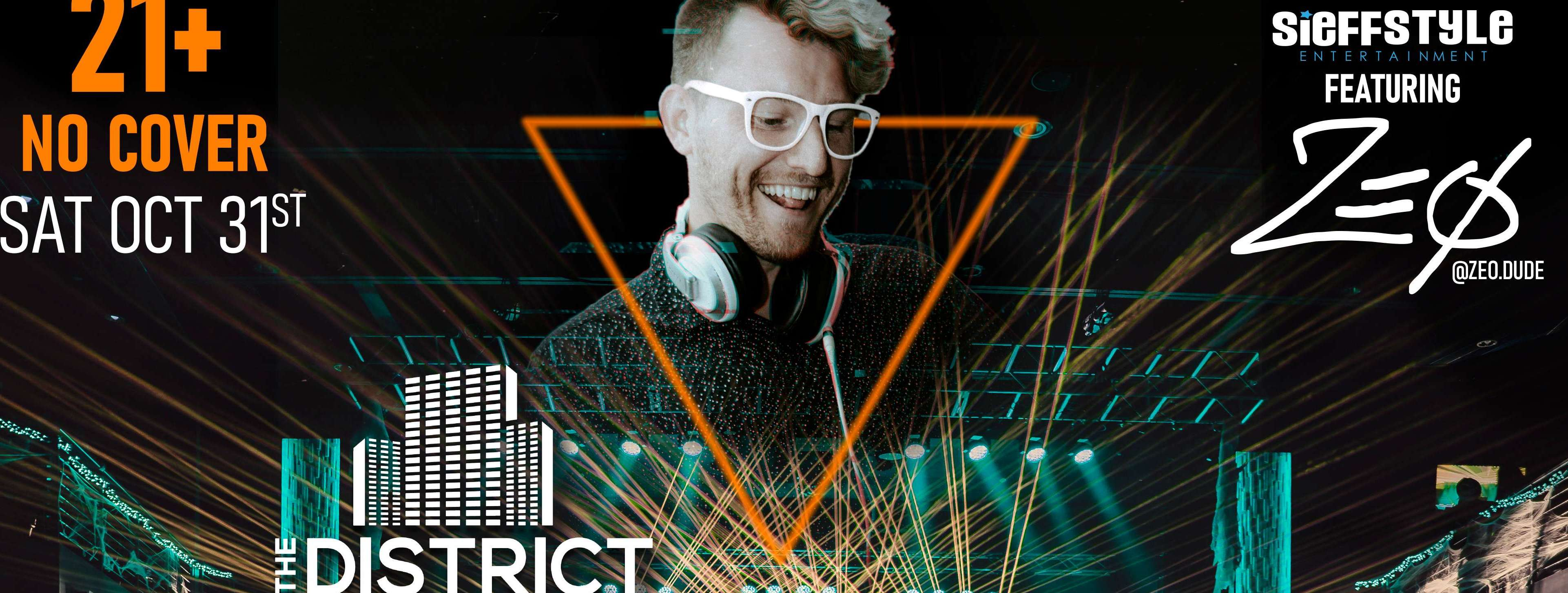The District Halloween 2020 Sioux Falls Sd Concert Venue, Live Music | Sioux Falls, SD | The District